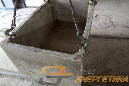 Маслосборник бетонный