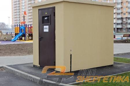 Билар и бетонные корпуса НПП Энергетика