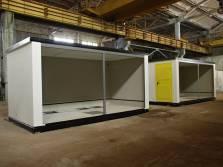 Блочные комплектные трансформаторные подстанции (БКТП)