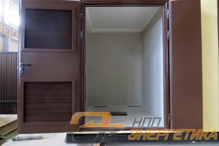 Дверь ДМ-2-2 ЖР, 1400*2080
