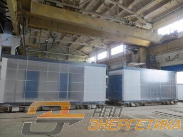 Бетонные корпуса для подстанций КТП, БКТП